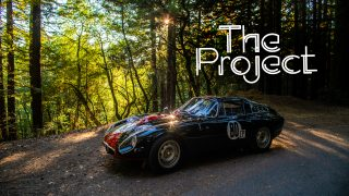 1964 Alfa Romeo Giulia TZ1: The Project