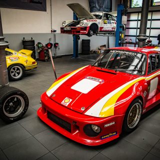 This Race And Restoration Workshop In Aachen Is Keeping Some Of The Greatest Porsche Racing History On Track