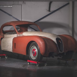 This Jaguar XK120 Restoration Project Is 50 Years In The Making. Perhaps It's Time For Someone Else To Have A Go...