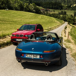 The Z8 And X5: Revisiting A Pair Of Unique Vehicles From BMW's Y2K-Era Expansion