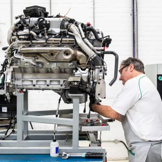 Say Hello To The Longest-Serving V8 Engine Still In Production, Bentley's 60-Year-Old V8