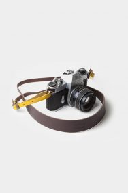 Café Leather Supply Camera Strap