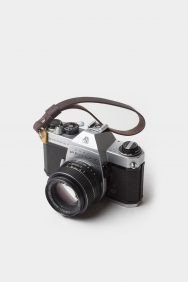 Café Leather Supply Camera Wrist Strap