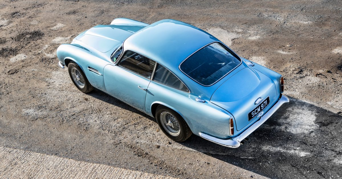 The Missing Lightweight Aston Martin Db4gt Competition Lightweight Is Coming Up For Sale For The First Time In 55 Years Petrolicious