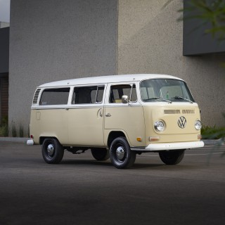 The Volkswagen Type 2 Bus Is The Perfect Candidate For A Little Electric Motivation