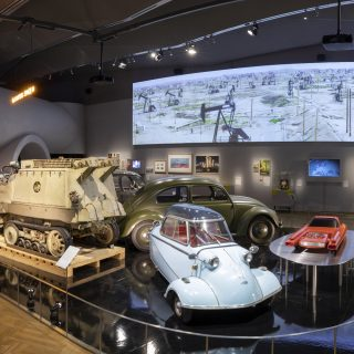 We Visited The V&A Museum's Fascinating New 'Cars: Accelerating the Modern World' Exhibition—And We Loved It!