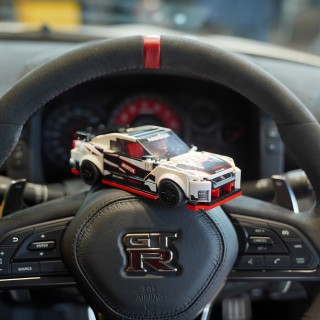 Nissan GT-R NISMO Joins A Select Group Of Speed Champions As It Gets Immortalized In Plastic