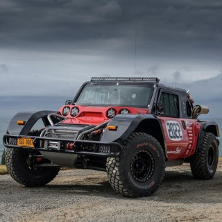 Scuderia Cameron Glickenhaus Beats The Ford Bronco To Win The Baja 1000—Turning The Tables 50 Years On!
