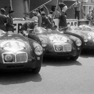 FIVE Things You May Not Know About Le Mans 1955