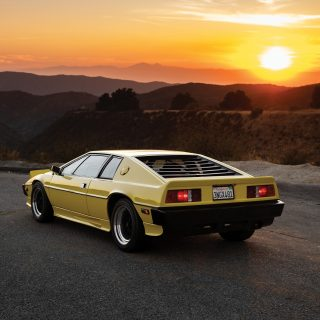 When It Comes To The Inimitable Lotus Esprit, Original Is Best