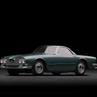 The 60-Year-Old Maserati 5000 GT Was The Ultimate Bespoke Grand Tourer In Its Day (And It Still Is)