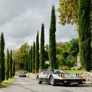 Following Ferraris In The South Of France Is A Day Well Spent
