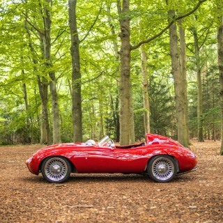 Meet The Minotto Barchetta, A Carbon-Bodied, Ferrari V12-Propelled Homage To The 1950s