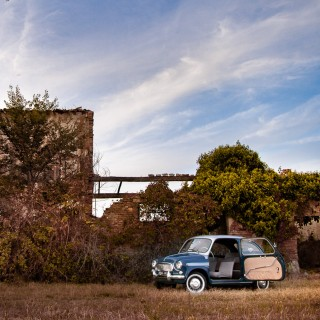 Coachbuilt Compacts: Cruising Through Tuscany With A Pack Of Unique Fiat 600s