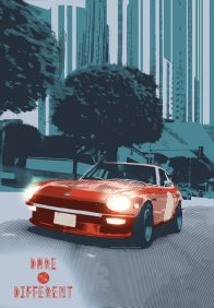 Datsun 240Z: Dare To Be Different