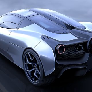 The New Gordon Murray-Designed T.50 Supercar Has Been Revealed