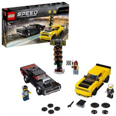LEGO® Speed Champions: '18 Dodge Challenger/'70 Charger