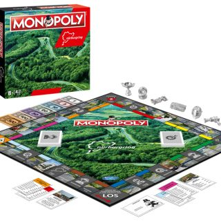 You Can Now Buy A Nürburgring-Themed Version Of Monopoly