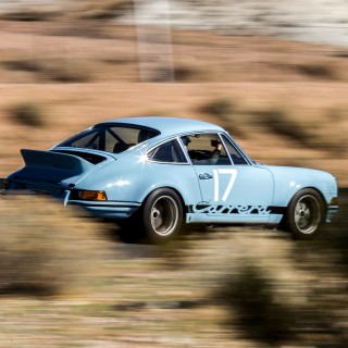 Tasteful Hot-Lapping: The First Petrolicious Drivers' Academy At Willow Springs International Raceway