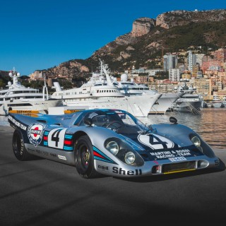 Catching Up With The Road-Legal 917 In Monaco