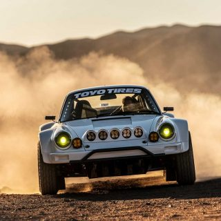 Porsche 964 Re-Imagined For Baja, And Now For Sale