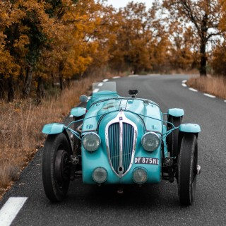GALLERY: Go Behind The Scenes On Our Amilcar Pégase G36 Film Shoot
