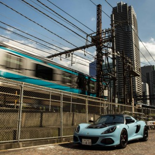 Lotus Exige Sport 410 In Tokyo: The Rare Example Of Driving A Fast Car Slow And Having Fun