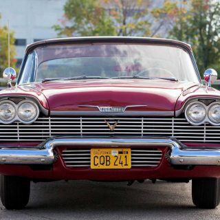 Christine's Plymouth Fury Up For Auction In January