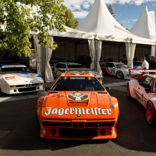 GALLERY: 93 Photos Of BMW M1 Procars Having A Reunion At The Norisring
