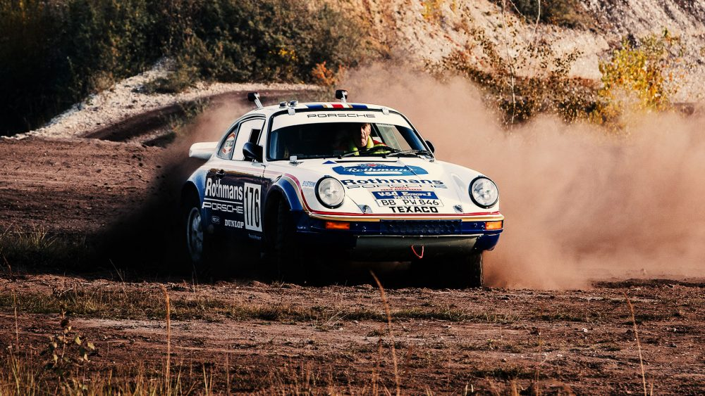 FIVE Of The Most Famous Porsche Rally Cars (By Porsche) • Petrolicious