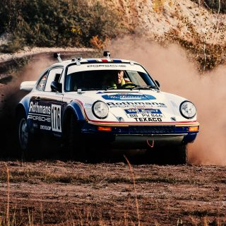 FIVE Of The Most Famous Porsche Rally Cars (By Porsche)
