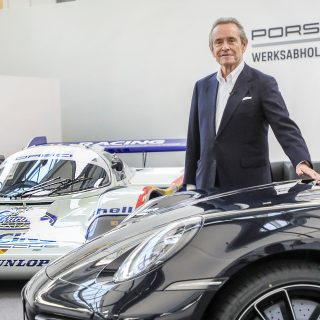 New 'Belgian Legend Edition' Porsche 991 Pays Tribute To Jacky Ickx
