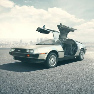 The New DeLorean DMC-12 Is Coming