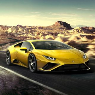 Lamborghini Announces New Rear-Wheel Drive Huracán EVO