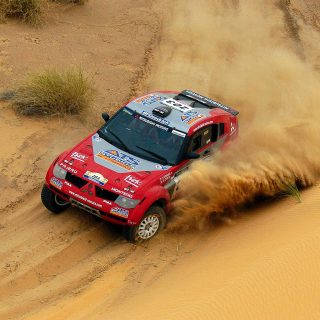 FIVE Dakar-Rally Car Records You Might Not Know
