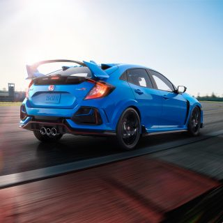 Honda Civic Type-R receives 'subtle' updates for 2020