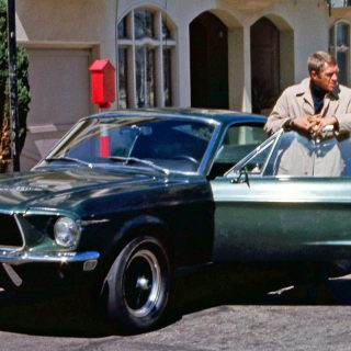 Steve McQueen's 'Bullitt' Mustang Sells For $3.74 million