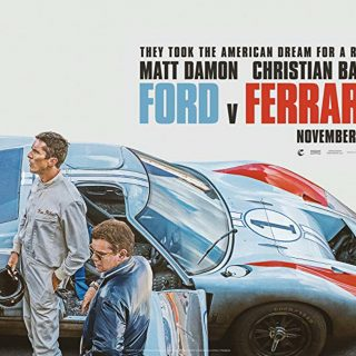 Ford v Ferrari Is Up For An Oscar!