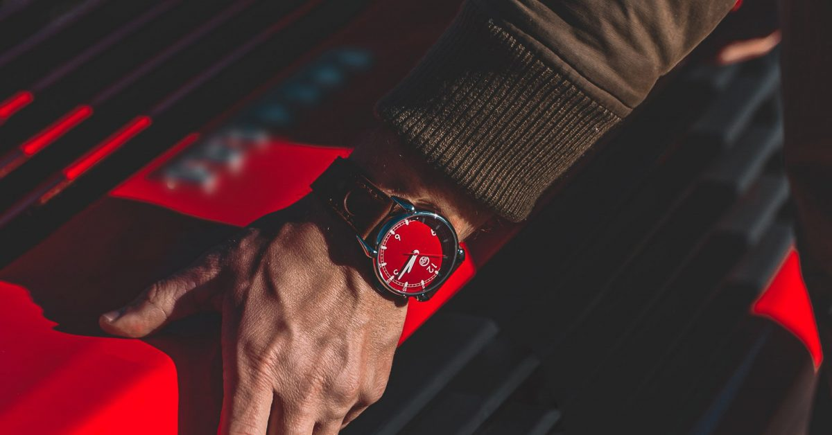 You Can Now Buy A Watch Made From Scrapped Supercars