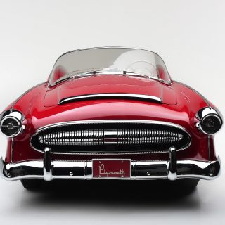 One-Off 1954 Plymouth Belmont Concept For Sale