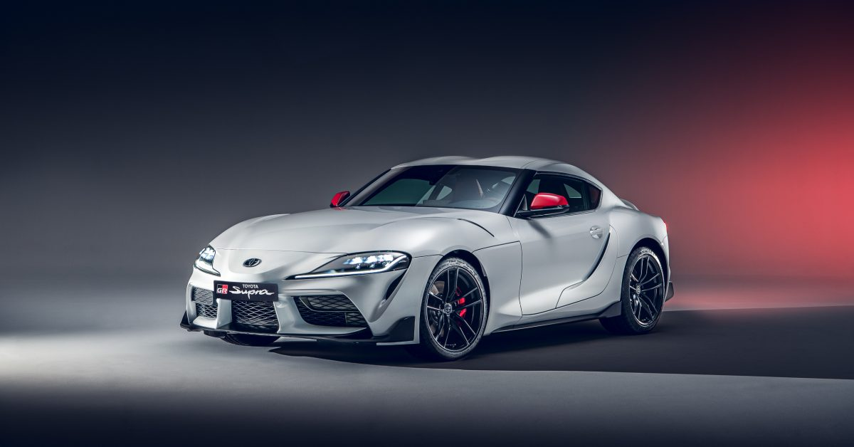 New Turbocharged Four-Cylinder And Limited Edition 'Fuji' Added To Toyota Supra Line-Up
