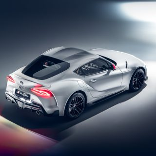 New Four-Cylinder Turbo And 'Fuji' Edition Added To Toyota Supra Line-Up