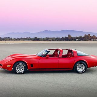 Rare Four-Door C3 Corvette Up For Sale In California