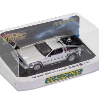Scalextric Brings Slot Cars To The Movies And TV