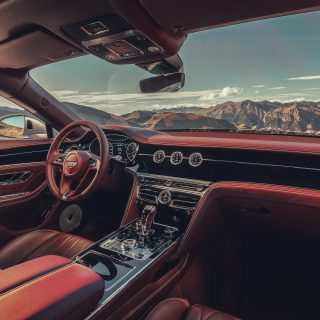 The Bentley Flying Spur Is Now Even More Opulent Inside