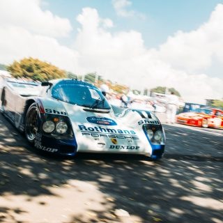 Goodwood To Celebrate 'Motorsport's Great All-Rounders' in 2020