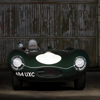 Want A Jaguar D-Type Once Owned By Richard Attwood?