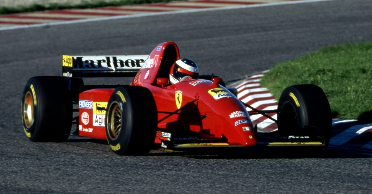 Michael Schumacher S First Formula 1 Ferrari Heads To Retromobile Petrolicious