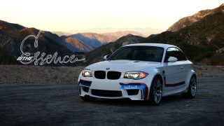 BMW 1-Series M Coupe: The Essence