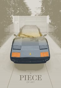 Ferrari 512 BBi Is A Piece of Art